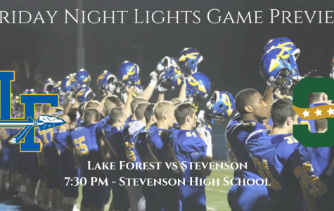 Game Preview: Lake Forest Scouts (4-4) at Stevenson Patriots (6-2)