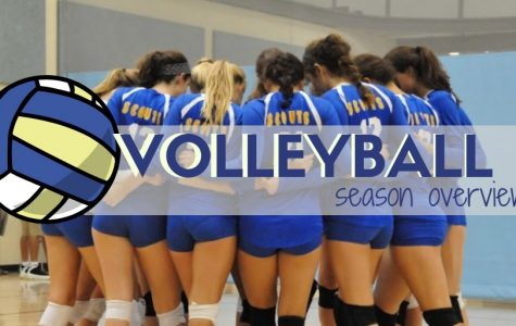 Girls' Volleyball Season Comes to a Close
