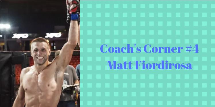 Coach%27s+Corner+%234-+Matt+Fiordirosa