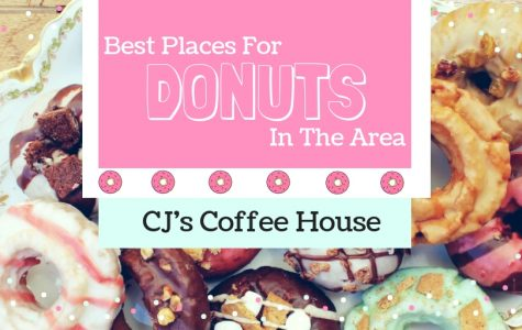 Food Review: CJ's Donuts
