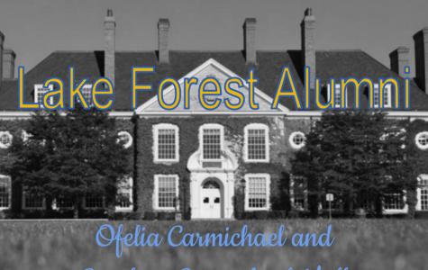 Lake Forest Alumni: Ofelia Carmichael & Carolina Carmichael Moll