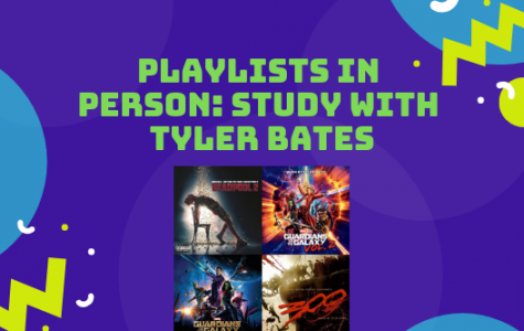 Playlists In Person: Study with Tyler Bates