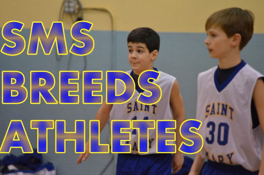 The Athletic Achievements of Former St. Marys Crusaders