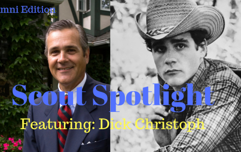 Scout Spotlight: Alumnus Dick Christoph