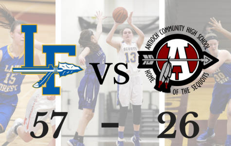 Scouts Breeze Past Antioch; Eye Match-Up With Libertyville