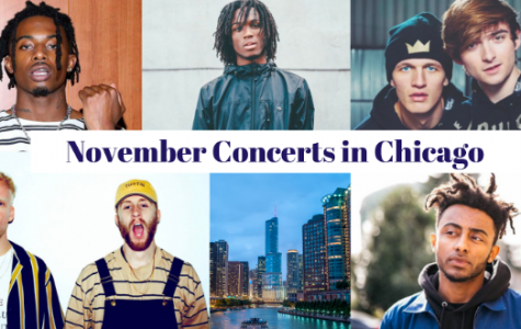 November Concerts in Chicago