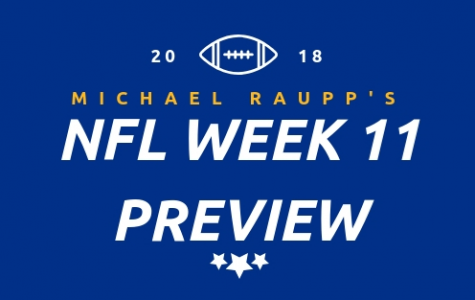 NFL Week 11 Preview