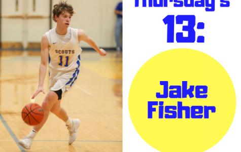 Thursday's 13: Jake Fisher