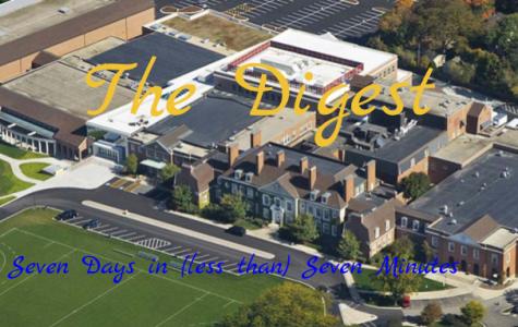 The Digest: Week of November 12-16
