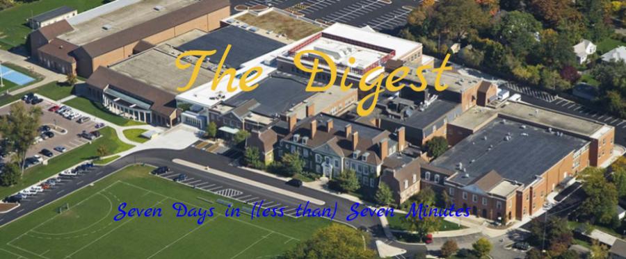 The Digest: Week of Dec. 10-14