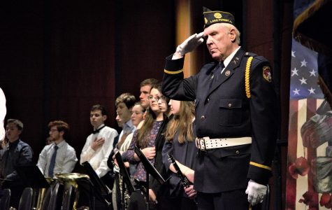 Lake Forest Honors Our Veterans
