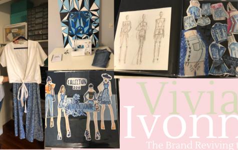 Vivian Ivonne: Junior creates own fashion line