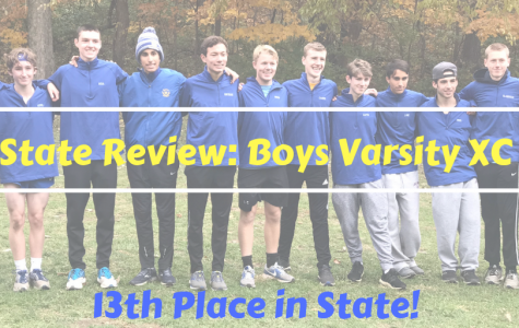 Schmitt Finishes Second in State; Scout XC Completes Successful Season