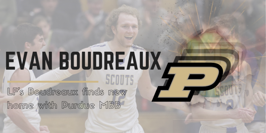LF's Evan Boudreaux finds new home with Purdue Basketball