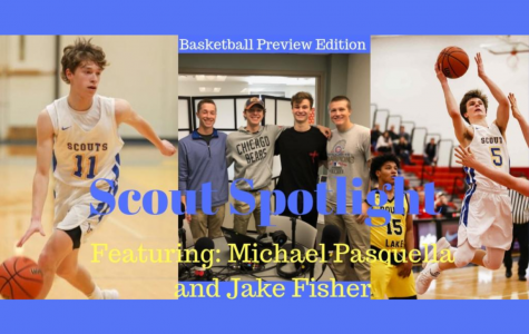 Scout Spotlight: Michael Pasquella & Jake Fisher