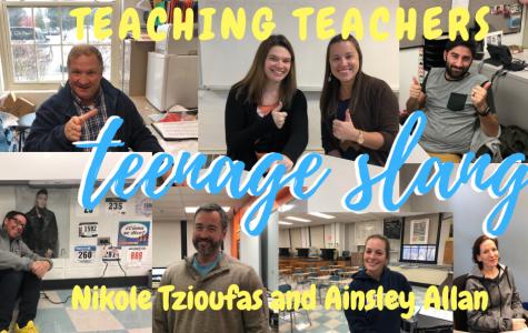 Teachers Talking Teenage Slang