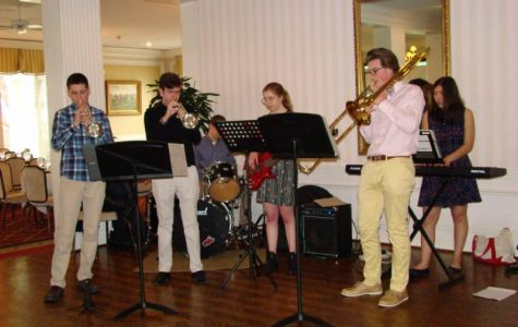 Student-Led Bands: The Swing Sonatas