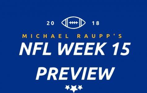 NFL Week 15 Preview