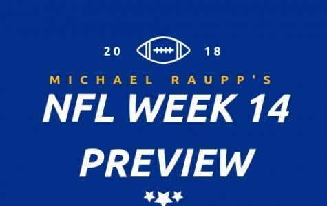 NFL Week 14 Preview