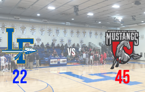Mustangs Use Strong 3rd Quarter to Blowout Scouts