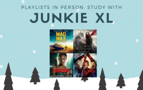 Playlists In Person: Study with Junkie XL