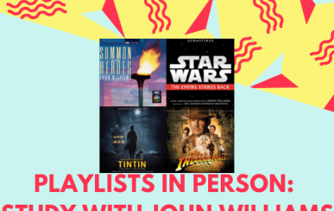 Playlists In Person: Study with John Williams