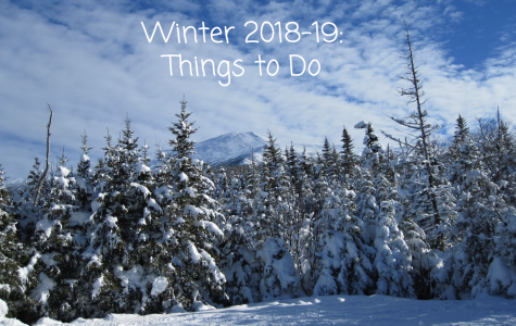 Winter 2018: Things To Do