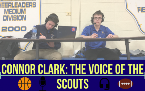 Connor Clark: The Voice of the Scouts