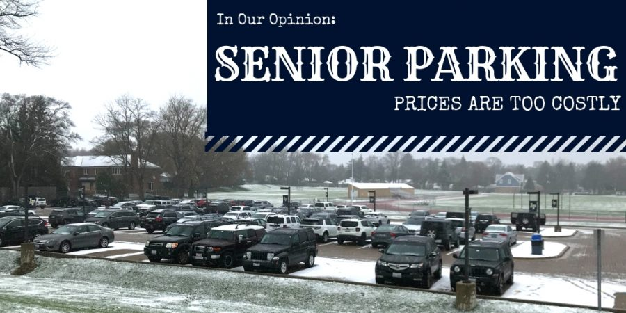 Opinion: Senior Parking Prices Have Gone Too High