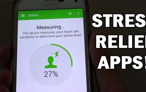 Apps that help reduce stress