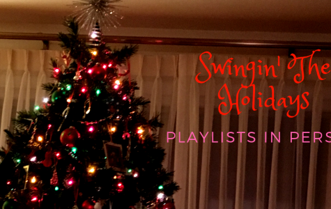 Playlist In Person: Swingin' The Holidays (Again!)