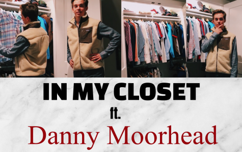 In My Closet with Danny Moorhead