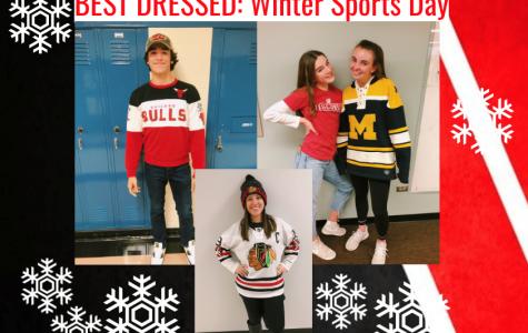 Best Dressed: Winter Sports Day