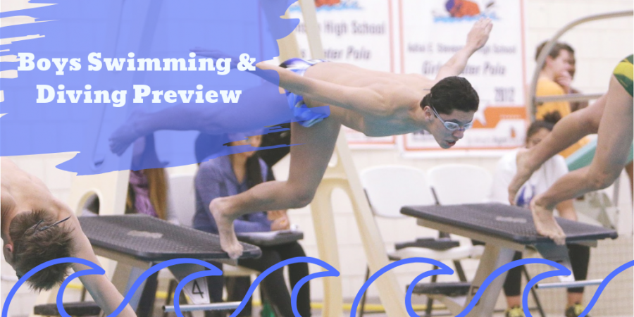 Boys' Swimming and Diving Preview