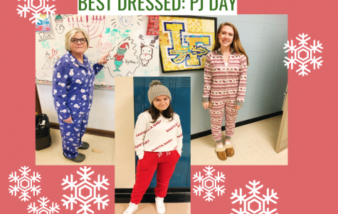 Best Dressed: Pajama Day!