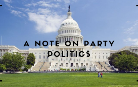 A Note on Party Politics