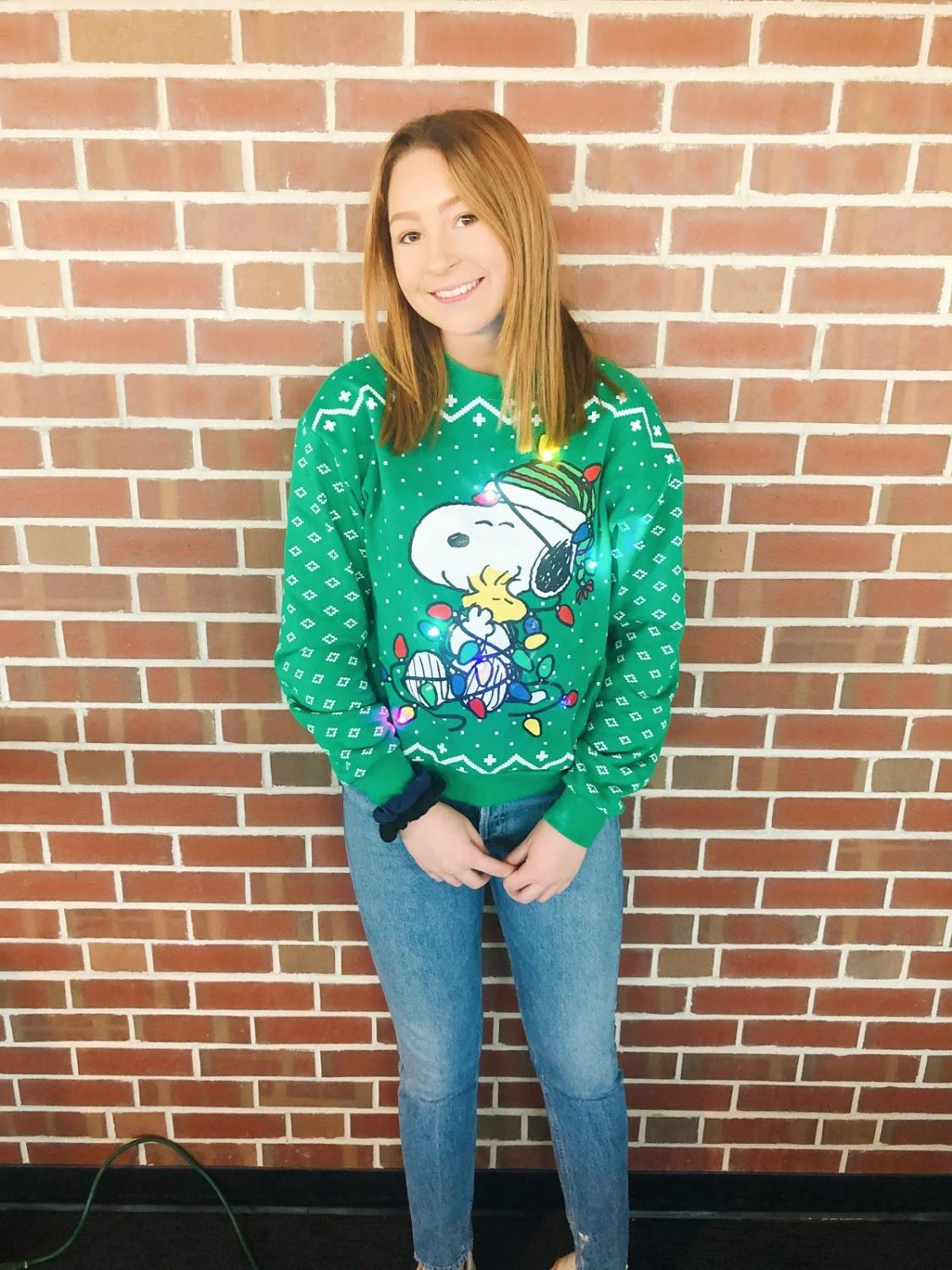 Best Dressed Ugly Sweater Day The Forest Scout
