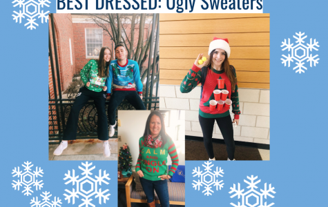 Best Dressed: Ugly Sweater Day