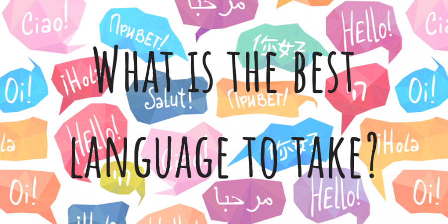 What Language Should You Take?
