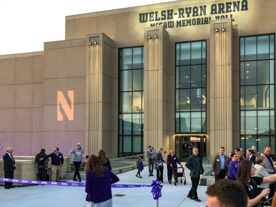 The New Welsh-Ryan Arena is the most intimate and accessible arena in Chicago