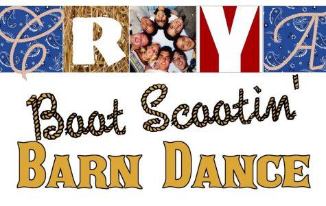 Join CROYA for their Boot Scootin' Barn Dance