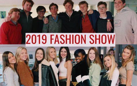 Strike a pose: Fashion Show returns to LFHS