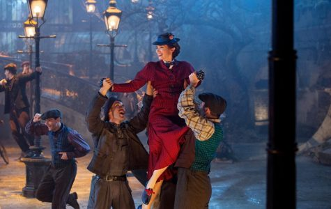 Mary Poppins Returns To A Grateful Audience 54 Years Later