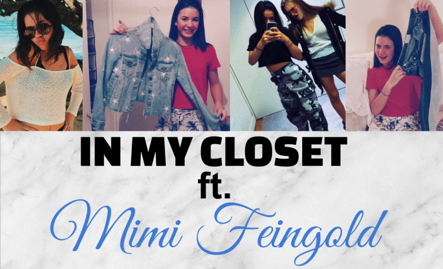 IN MY CLOSET ft. Mimi Feingold