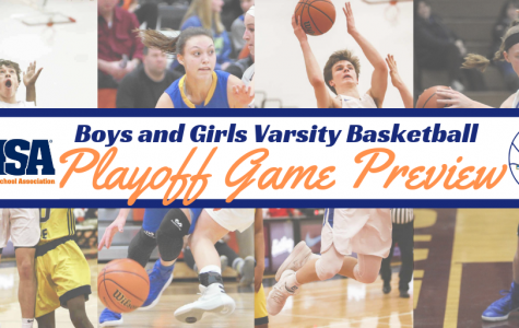 Boys and Girls Hoops Look to Advance in Playoff Push