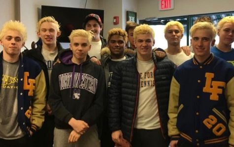 More Than a Tradition: Scouts Swim Team Bleaching