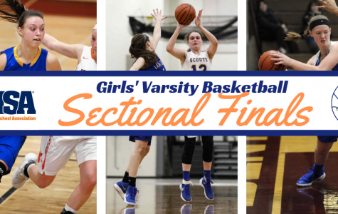 Scouts Make History; Capture School's First Ever Sectional Title