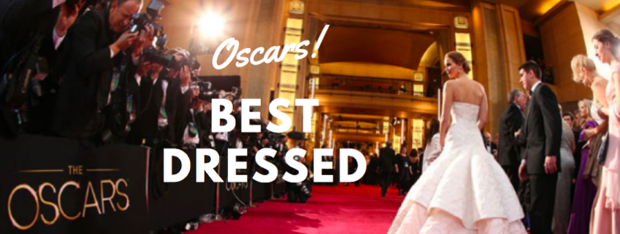 Ella+White+Presents+the+Best+Dressed+at+the+Oscars
