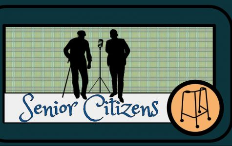 Senior Citizens: Out to lunch