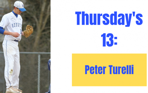 Thursday's 13: Peter Turelli